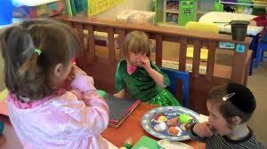 passover seder for children children s pesach seder part 1 mov