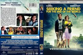 Seeking Dvd Seeking A Friend For The End Of The World Dvd Covers Labels By