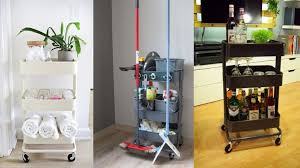raskog cart ideas 30 ikea raskog cart ideas and hacks for home storage interior
