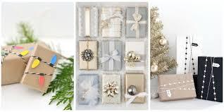 christmas gift wrap 34 christmas gift wrapping ideas creative diy gift wrap