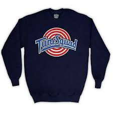 space jam sweater tune squad unofficial space jam sweater pullover jumper top adults