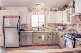 kitchen remodel ideas for mobile homes 6 great mobile home kitchen makeovers mobile home living