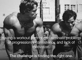 Workout Partner Meme - 5 steps to finding being a great workout partner gainz universe