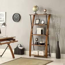 Sauder 5 Shelf Bookcase by Stunning Sauder 5 Shelf Bookcase Cherry 33 In Discount Solid Wood