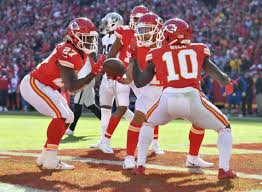 Arrowhead Stadium Map Tv Information For Chiefs Chargers Game On Dec 16 2017 The
