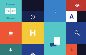 Homepage Design Rules by A Deeper Look Into The Flat Web Design Trend