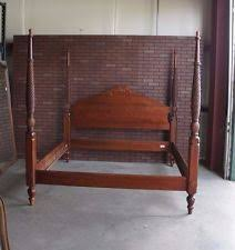 Ethan Allen Maple Bedroom Home  Garden Furniture EBay - Ethan allen bunk bed