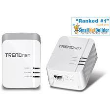 Tpl 308e2k Trendnet Products Tpl 420e2k Powerline 1200 Av2 Adapter Kit