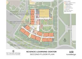 Student Center Floor Plan by Science Learning Center Gallery University Architects