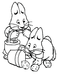 teletubbies coloring book pages colouring max ruby