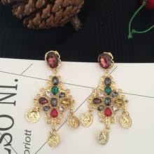 Colorful Chandelier Earrings Popular Chandelier Cross Earrings Buy Cheap Chandelier Cross