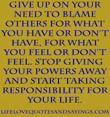 Love Being Me Quotes by Empower Yourself By Taking Responsibility For Being The Cause Of