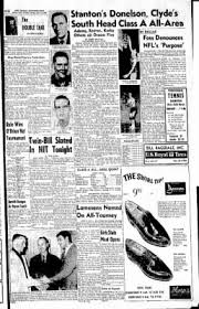 Abilene Reporter News From Abilene Texas On March 10 1955 by Abilene Reporter News From Abilene Texas On March 10 1960