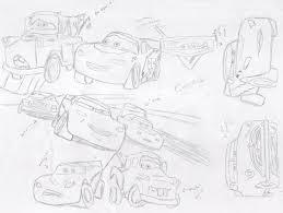 cars movie nasacar deviantart