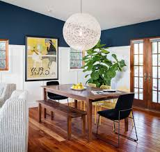 san diego mango wood dining room beach style with dark hardwood