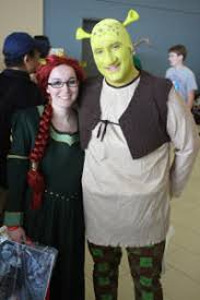 Outrageous Halloween Costumes Outrageous Ogres Shrek Halloween Costumes