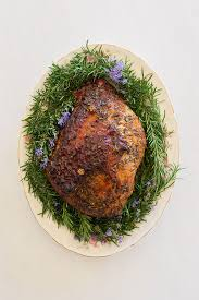 special thanksgiving turkey and with a twist