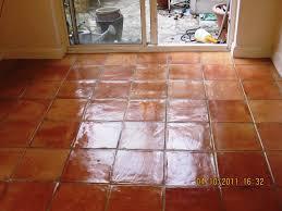 modern terracotta floor tile robinson house decor
