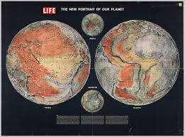 Planet Map The New Portrait Of Our Planet Life David Rumsey Historical