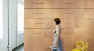 introducing beller collection cork acoustic tiles spinneybeck