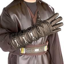 anakin halloween costume star wars anakin skywalker glove gauntlet costume craze