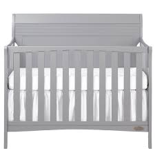 Dream On Me Ashton 4 In 1 Convertible Crib White by Dream On Me Addison 5 In 1 Convertible Crib With Storage In Gray