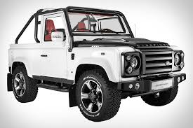overfinch 40th anniversary defender uncrate