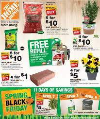 black friday flyers 2017 home depot lowe u0027s spring black friday sale 2016 now through 4 11