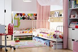 Single Bed Designs For Boys Bedroom Endearing Cute Kids Room Design Ideas With White Wooden