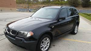 2004 bmw x3 2004 used bmw x3 awd clean runs great serviced at bmw panoramic