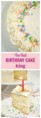 best 25 birthday cake icing ideas on pinterest types of