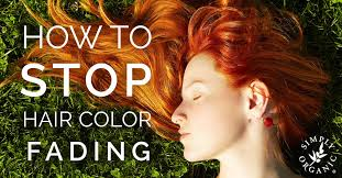 How Long Wait To Wash Hair After Color - why is my hair color fading 10 things to consider simply