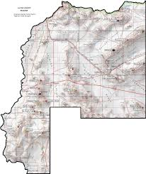 Arizona County Map Arizona Peaks 1 000 Feet Of Prominence And Higher Www Surgent Net