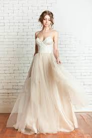 flowy wedding dresses flowy bridal dress