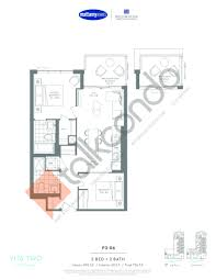 Mattamy Floor Plans by Vita 2 Condos Talkcondo