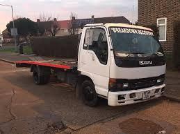 isuzu npr 77 recovery truck 2005 bargain in barking