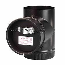 8 u0027 u0027 snap lock stove pipe accessories 8 u0027 u0027 diameter barometric