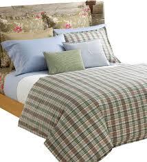 Ralph Lauren Comforter King Ralph Lauren Boathouse Madras Plaid 10pc King Duvet Comforter