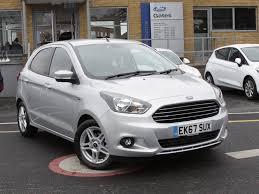 used ford ka zetec 2017 cars for sale motors co uk