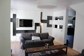 meuble tv avec bureau bibliothèques et bureau sur mesure angers 49 creativ mobilier