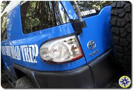 how much to fix a tail light replacing fj cruiser tail light overland adventures and off road