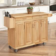Kitchen Cabinet On Wheels Shop Kitchen Islands U0026 Carts At Lowes Com