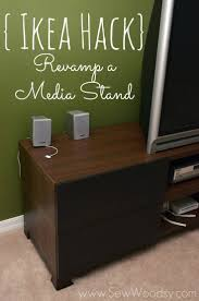 ikea media center hack 176 best ikea hacks images on pinterest ikea ideas live and home