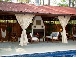captivating outdoor patio curtains about inspiration interior home
