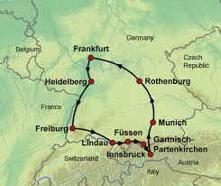 germany escorted tour