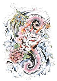 Oriental Design Oriental Tattoo Design Tattoo Com