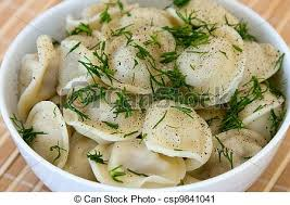 cuisine traditionnelle russe traditionnel pelmeni russe dish bol traditionnel