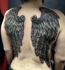wings back wing pieces wing back wing back karyu bonten flickr