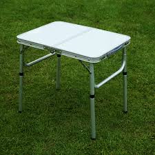 Mini Folding Table Small Portable Folding Table Camp Tables Flying Pig Grooming