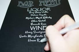 wedding chalkboard diy chalkboard wedding signs a simple hack miss bizi bee